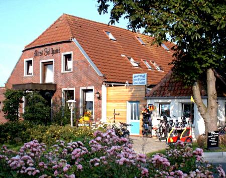 Fahrradstation/Pension Altes Zollhaus