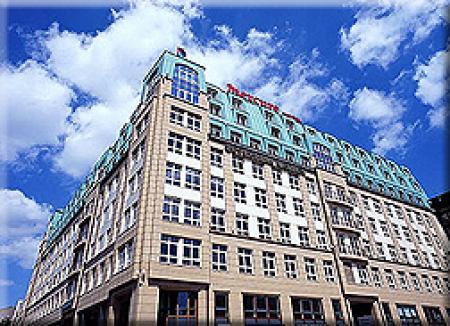 Mercure Hotel Am Gutenbergplatz Leipzig