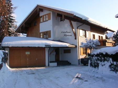 Holiday apartment Landhaus Alpensee