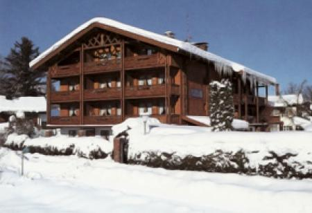 Holiday apartment Oberstdorf