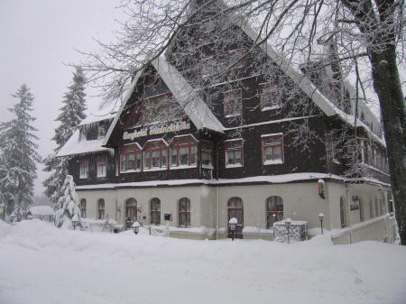 Berghotel Friedrichshöhe Altenberg