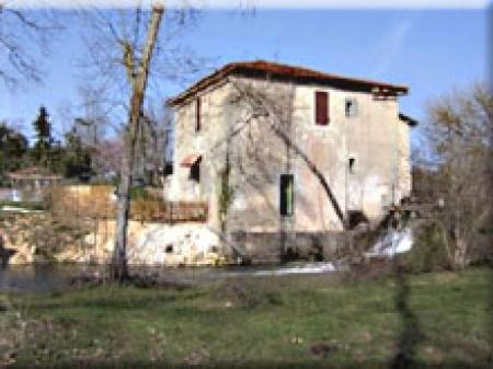 Moulin de la Gacherie