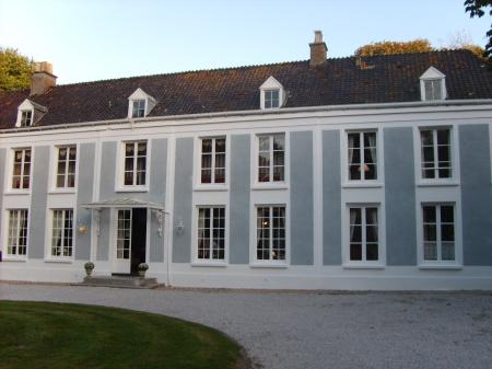 le chateau du baron de saint paul