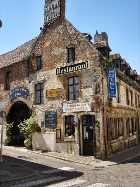 Hotel de France Montreuil sur mer France