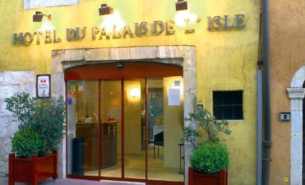 Hotel du Palais de l'Isle