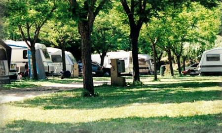 Camping Camping L'Ardechois_winter