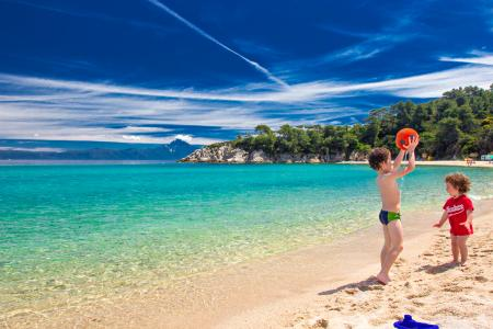 Armenistis Camping & Bungalows