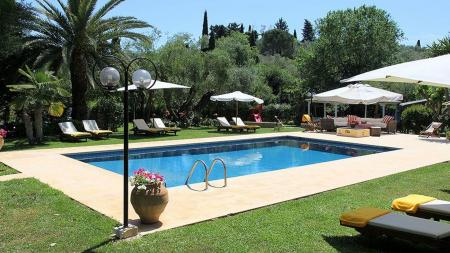 Pension Gouvia/Corfu