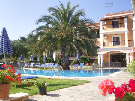 Hotel Aghios Stefanos