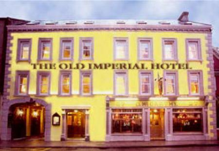 The Old Imperial Hotel