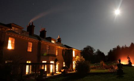 Hotel Dunbrody Country House Hotel_winter