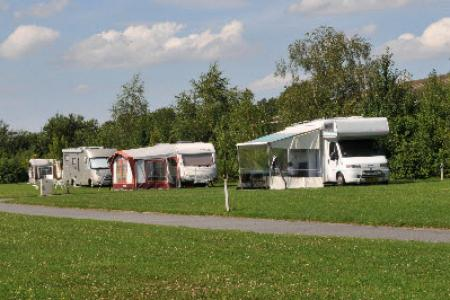 Campground The Koningsdiep