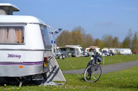 Camping Campground 'The Koningsdiep'_winter
