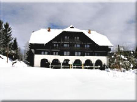 Residence Triglav_winter