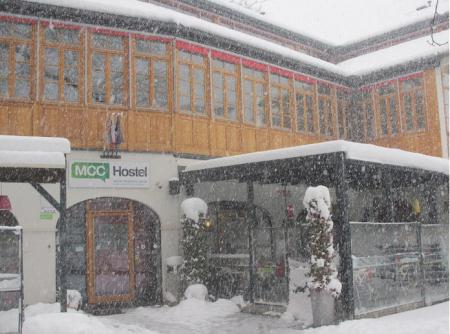 Jugendherberge MCC Hostel_winter