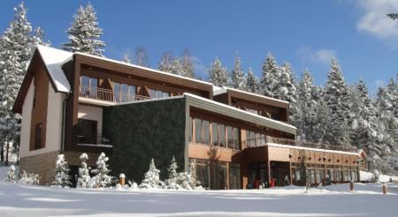 Hotel Rakitna_winter
