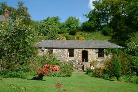 Cwm Irfon Lodge Cottages