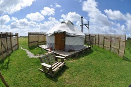WEST KELLOW YURTS WEST KELLOW FARM
