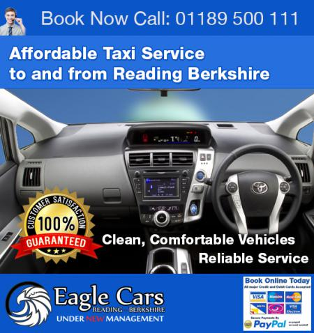 Eagle Cars Reading