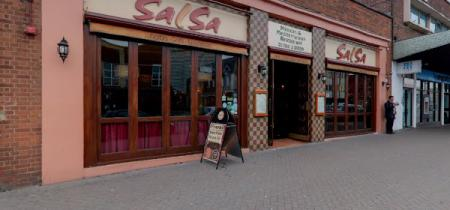 Salsa Restaurant Ltd
