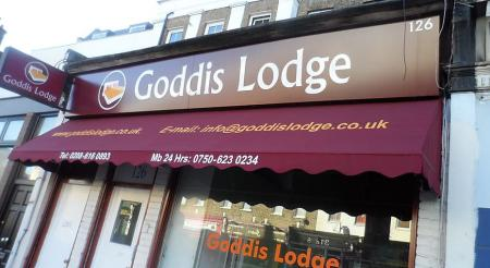 Hotel Goddis Lodge