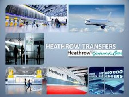 Heathrow Gatwick Cars - Crony Tranding LTD