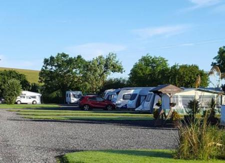 Camping Newcastle Emlyn