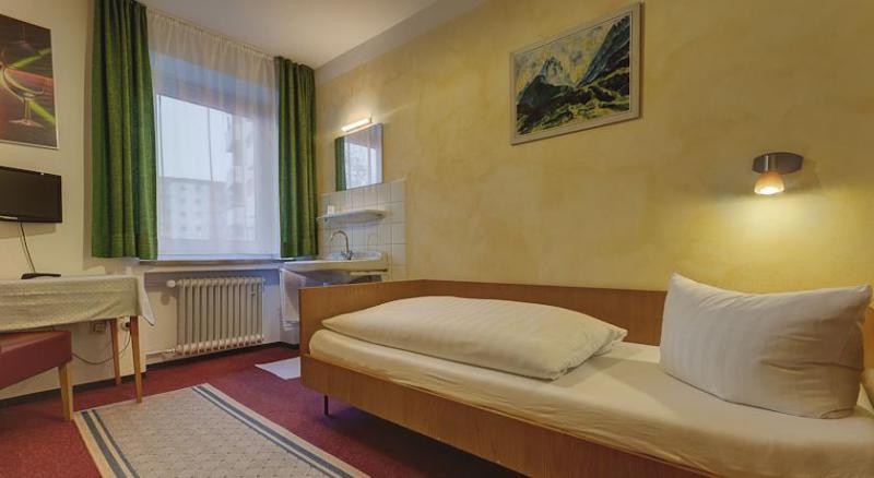 Hotel Pension Luitpold Massage