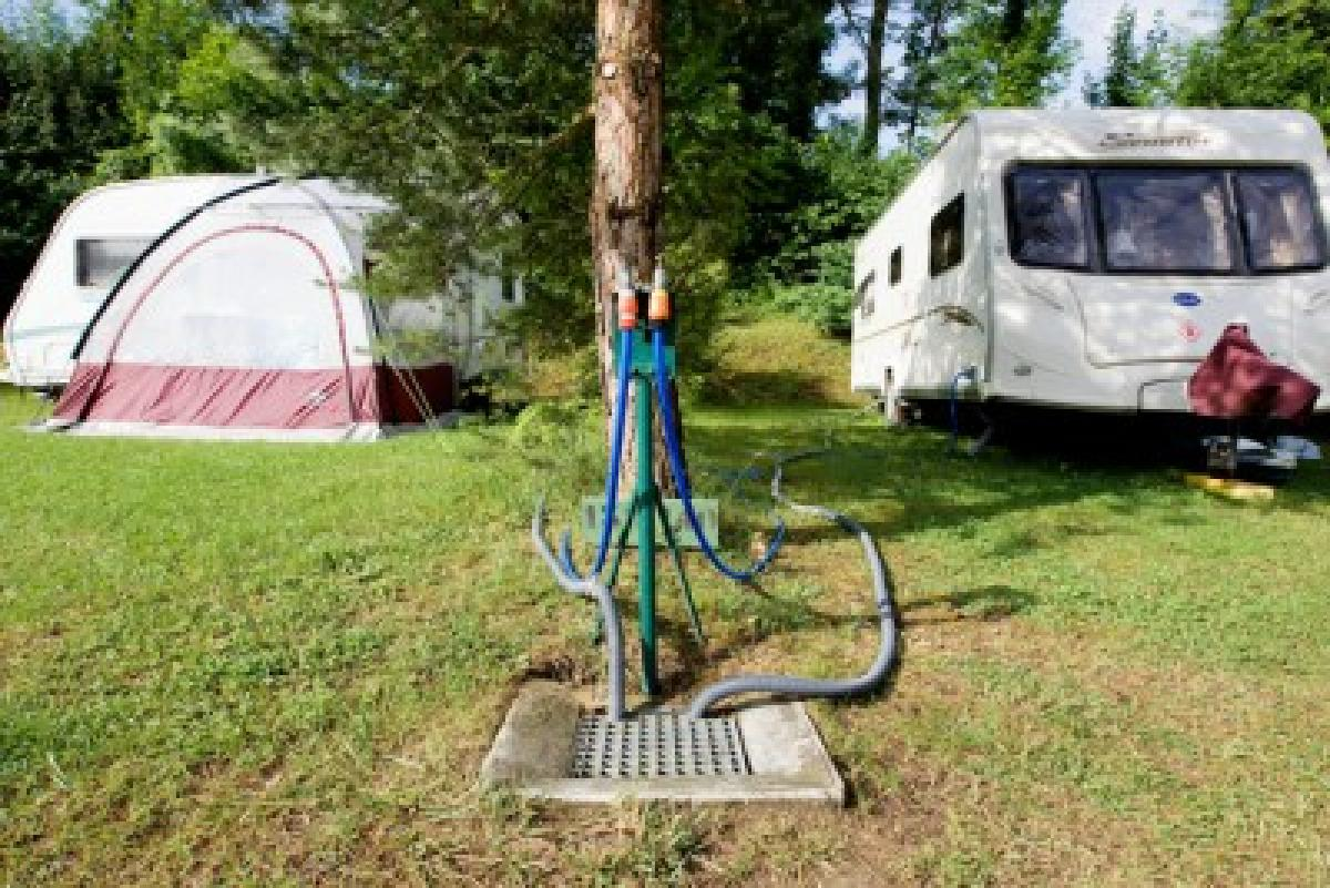 Camping Frankreich