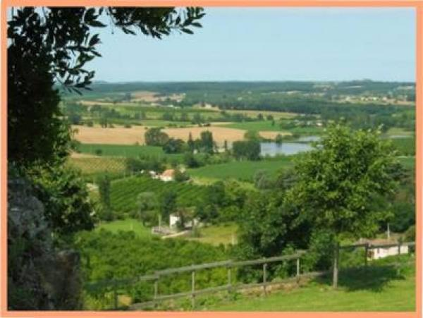 Holiday home (bungalow) Lot-et-Garonne