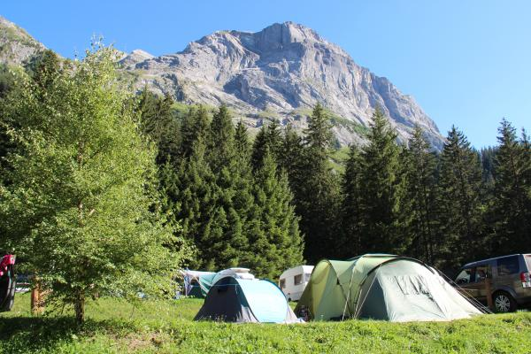 Camping Alpes Lodges Le Parc Isertan zone wellness