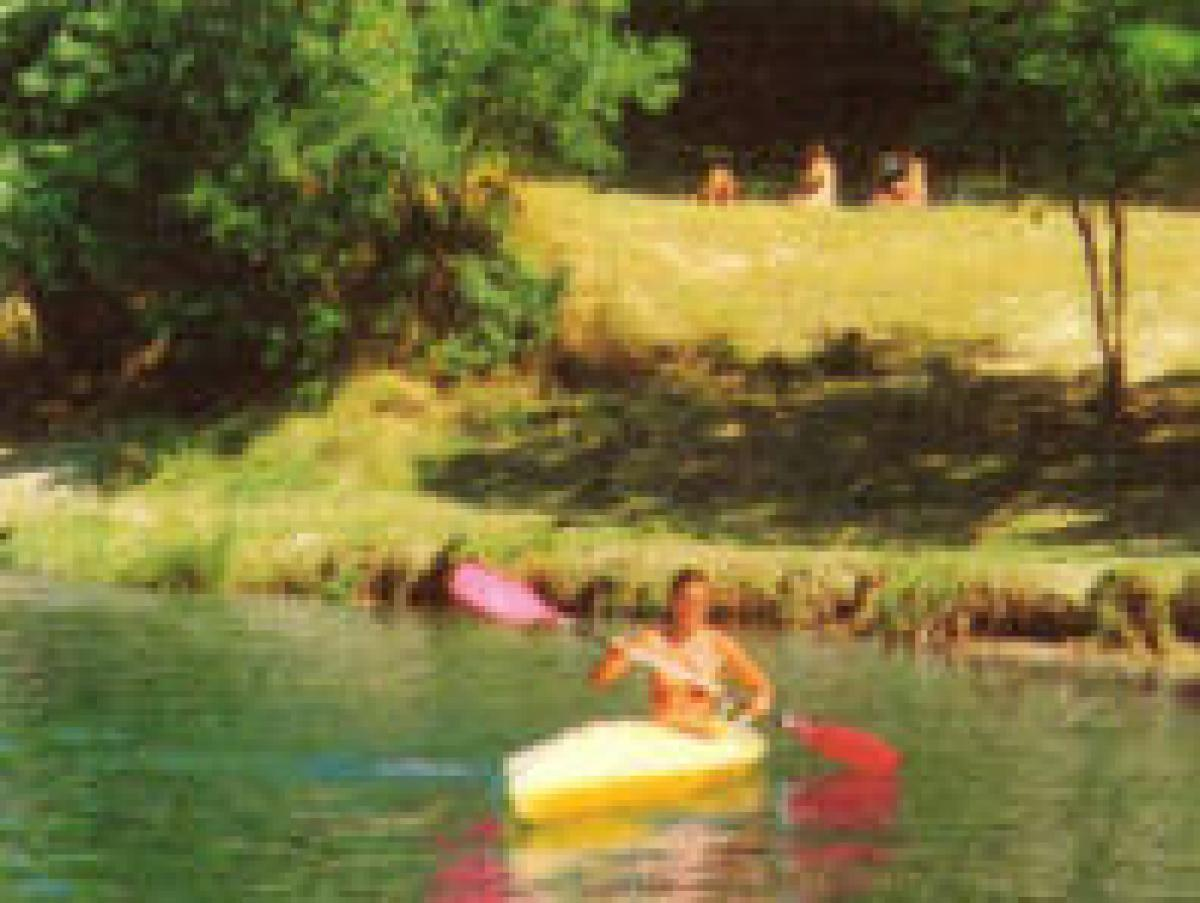 Camping CAMPING SOURCE SAINT PIERRE