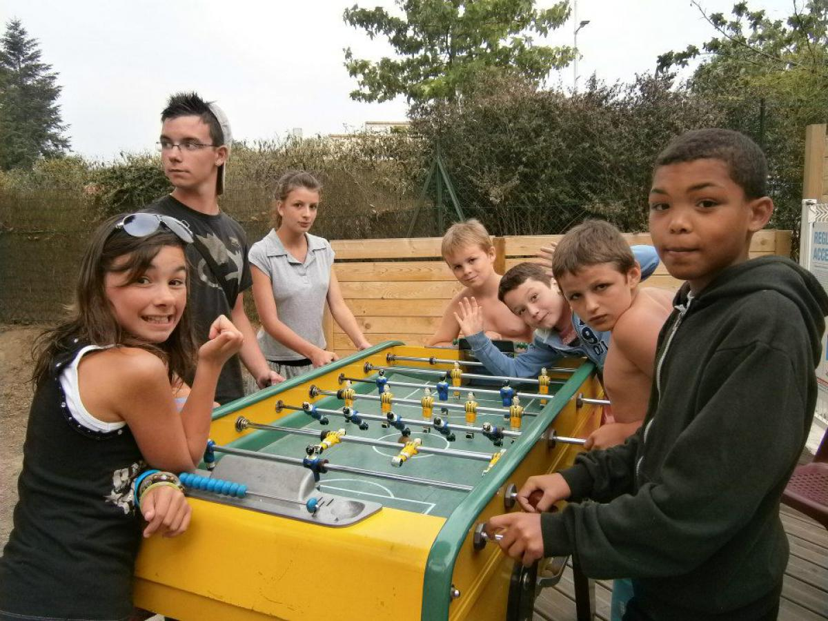 Camping Camping la Courance