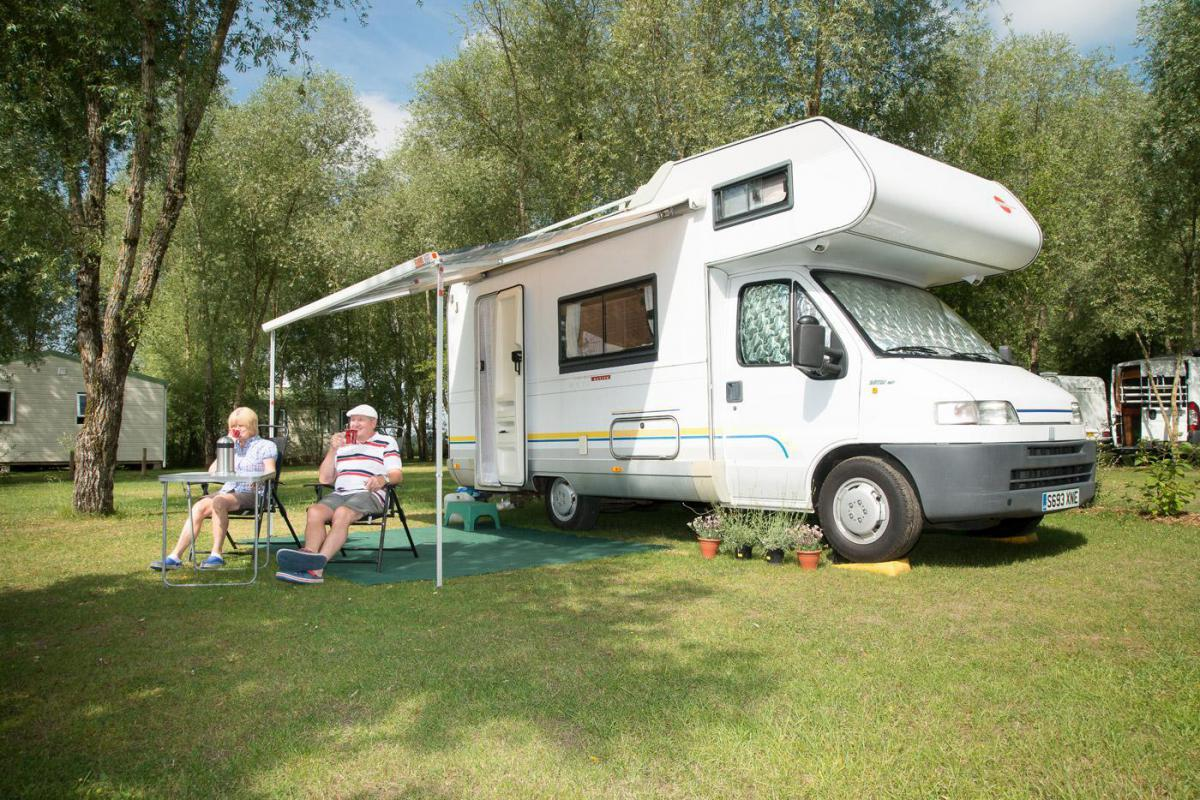 Camping Camping Sites et Paysages Les Saules
