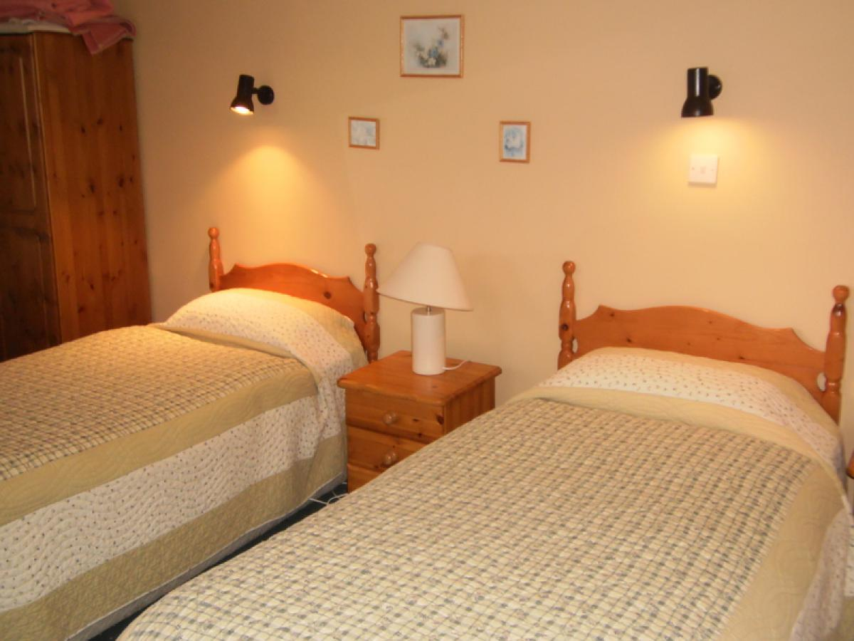 Atlantic View Cottages Wellness-Bereich